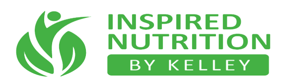 Inspired Nutrition by Kelley Logo