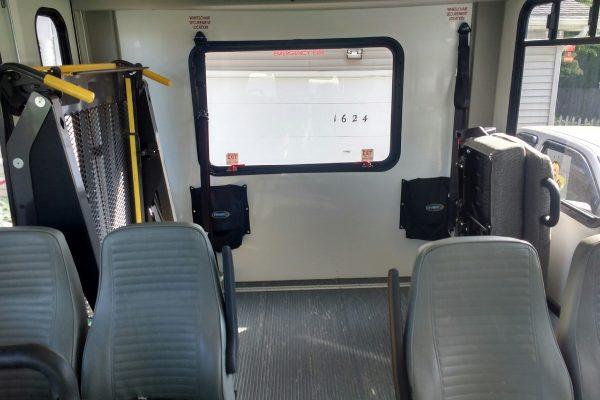 bus pics inside